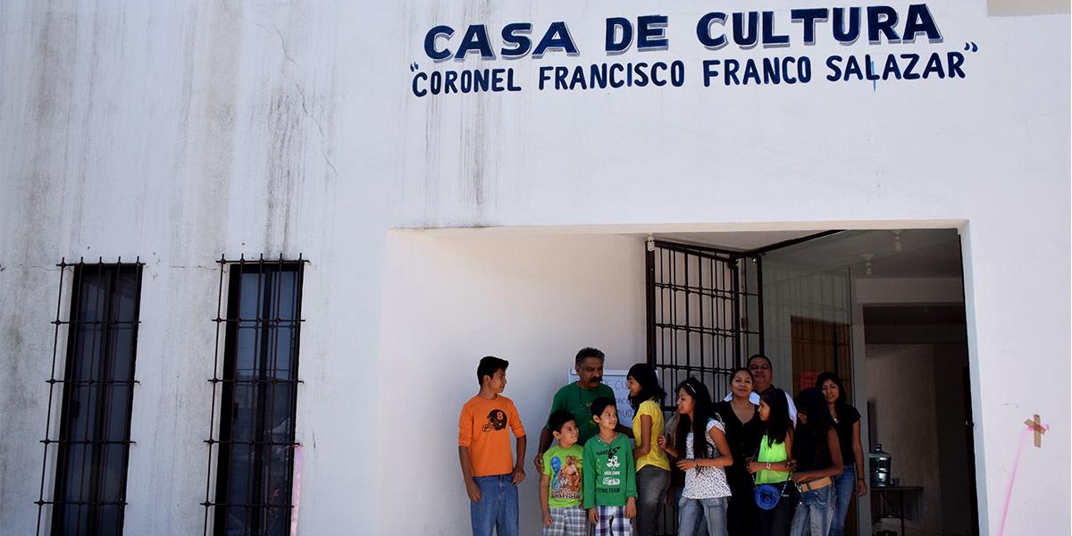 Casa de Cultura Francisco Franco Salazar